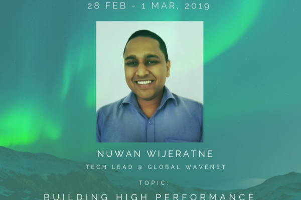 Wavenet Guest Speaker at Code Beam 2019