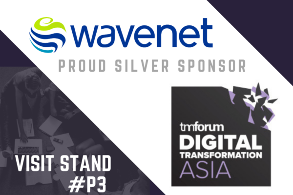 global wavenet is silver sponsors at digital transformation asia 2019