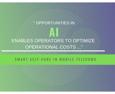 AI in mobile telecommunications
