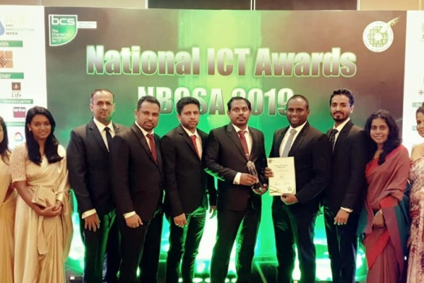 wavenet wins award at NBQSA